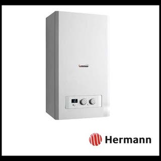 caldera Hermann condensación
