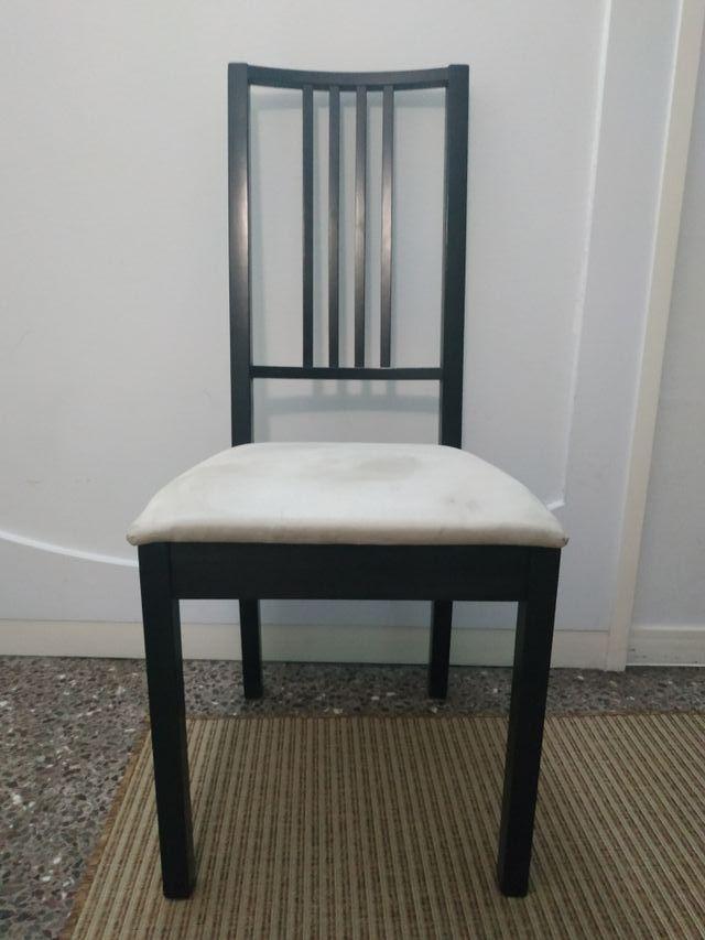 STEFAN silla comedor Ikea de segunda mano por 10 € en Sant Cugat del ...