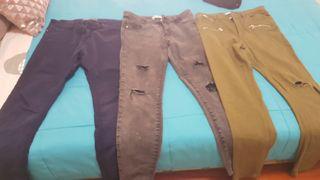 pantalones en perfecto estado