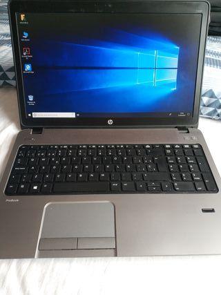 Portatil HP Probook 450 G0. I5