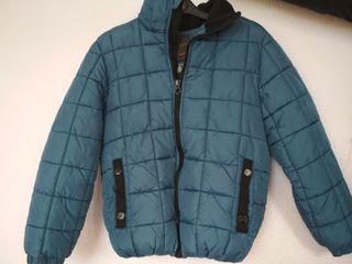 chaqueta niño zara