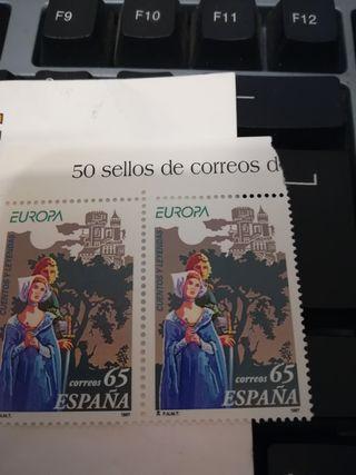 sellos nuevos