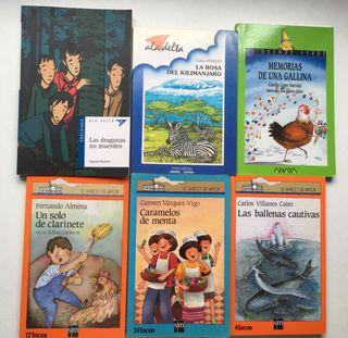 Libros de primaria cuarto de segunda mano en Madrid en WALLAPOP