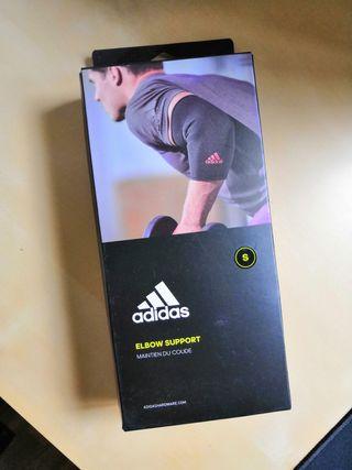 Codera Adidas talla S compresión nueva