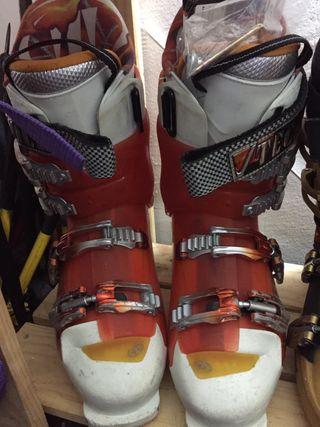 Bota esquí Tecnica Diablo Magma Hiperfit talla 27