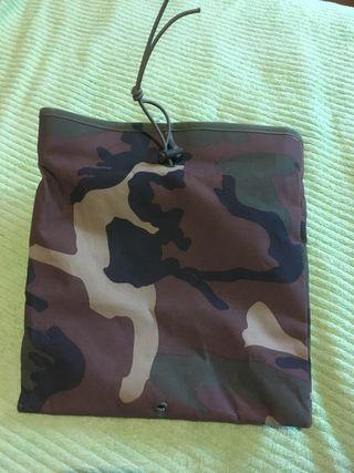 Bolsa de descarga ejército español