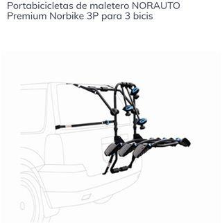 Portabicis universal Norauto