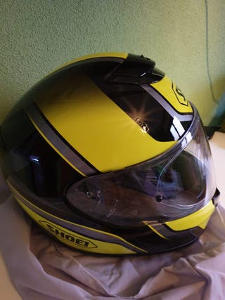 Casco shoei qwest. Talla M 57-58 cm