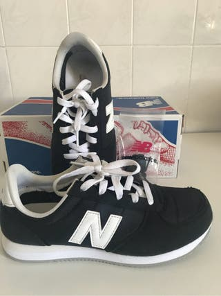 new balance 38 zapatillas