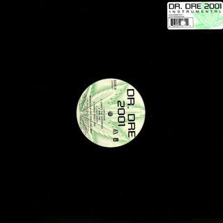 Vinilo - Dr. Dre - 2001 Instrumental