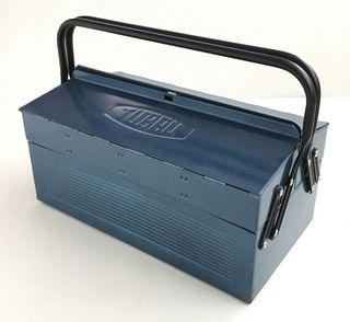 Caja de herramientas metálica Tubau