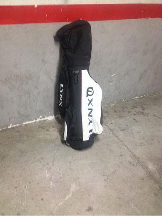 Macuto palos de golf