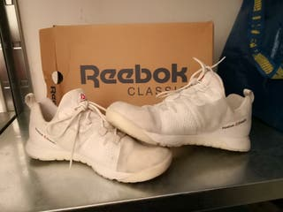 Zapatillas Crossfit reebok de Pump.