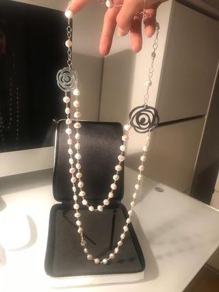 adb31bff6313 Collar de perlas Tous de segunda mano en Madrid en WALLAPOP