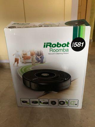 Roomba original 581. Robot aspirador.