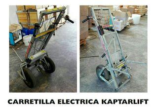 Carretilla Eléctrica Kaptarlift.