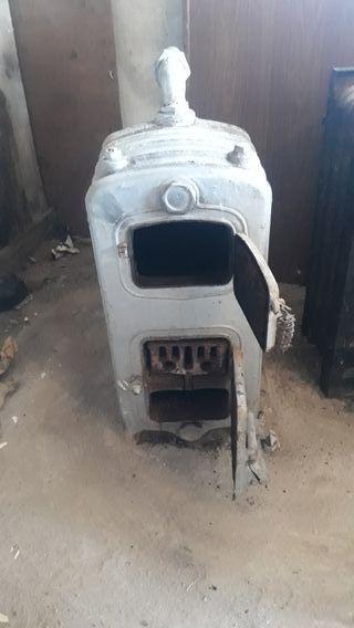 vendo 2 calderas carbón