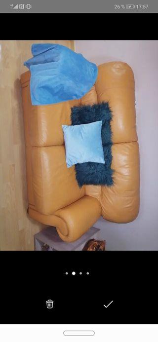 URGENTE!!! Precioso sofá de dos plazas