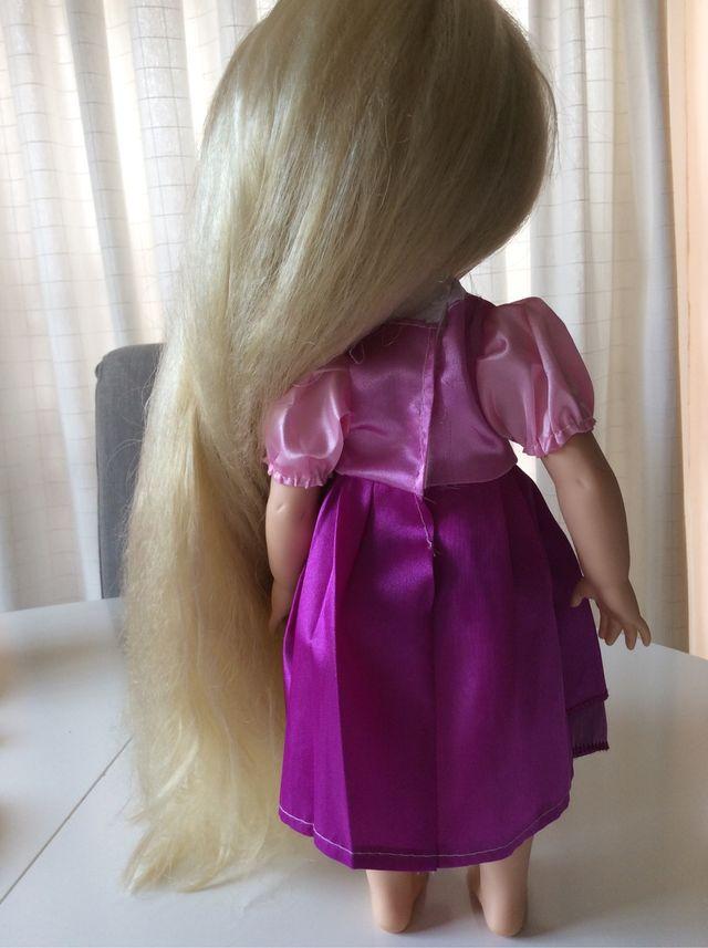 Rapunzel Animator