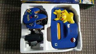 Pokémon edition N64