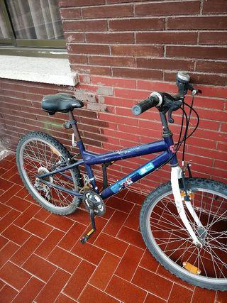 bici de 16años