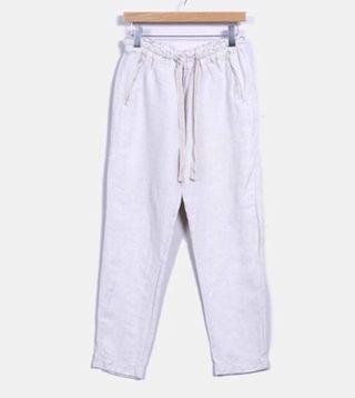 Pantalon oysho lino
