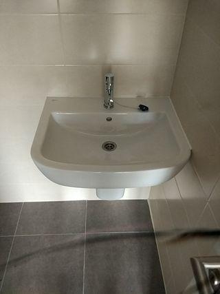 lavabo inodoro por estrenar