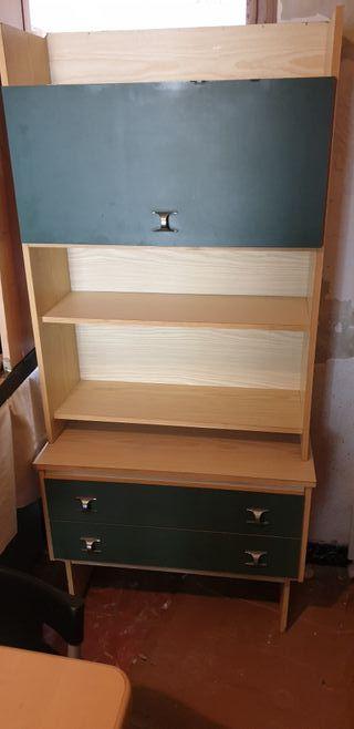 conjunto librería, escritorio.infantil