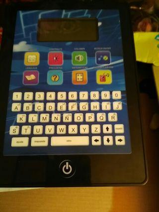 oferta tablet niños