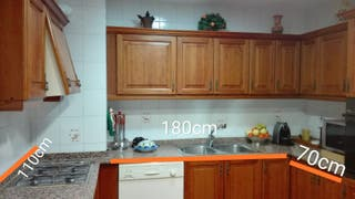 Mobiliario de cocina + electrodomésticos