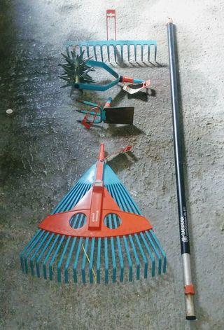 Utiles jardineria GARDENA