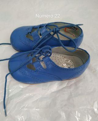 Zapatos Inglesitos infantil