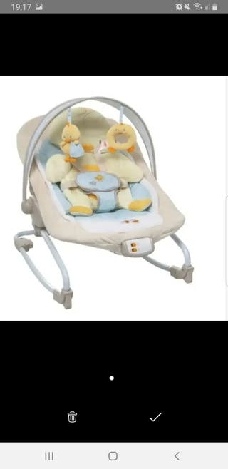 hamaca bebé confort harmony