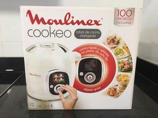 Robot De Cocina MOULINEX COOKEO ...