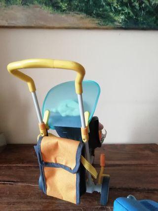 Sillita con bebé de Imaginarium