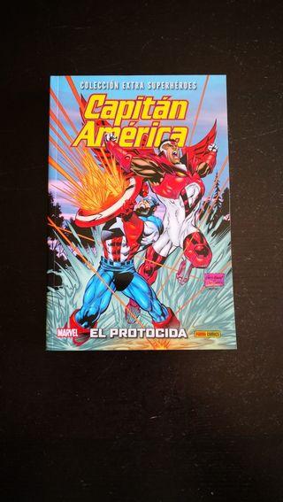 COMIC CAPITAN AMERICA - EL PROTOCIDA