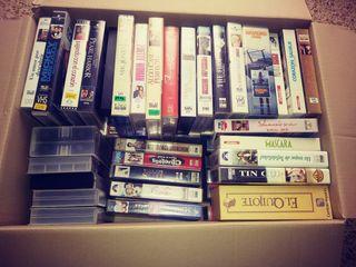 coleccion peliculas VHS