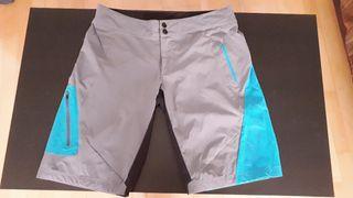 Pantalon corto ciclismo Haibike