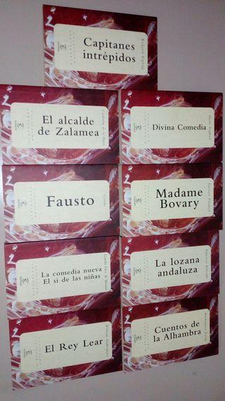 Clasicos literatura Española.