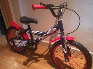 bici niño, componentes y fabricación en España