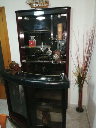 mueble bar retro