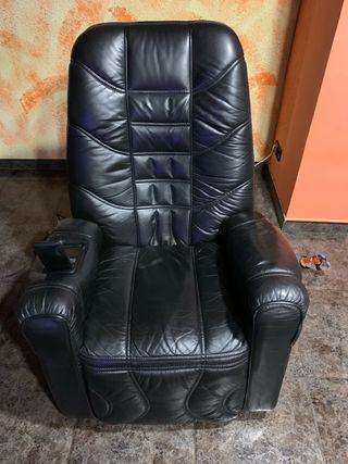 Sofa..Sillon Piel
