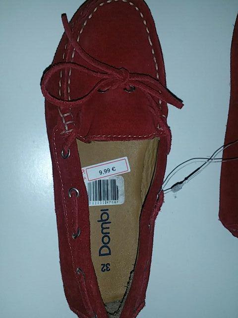 c9fac780 Zapatos mocasines náuticos piel niño niña piel de segunda mano por 7 ...