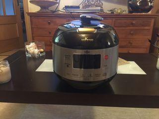 Robot cocina cookmaker premium