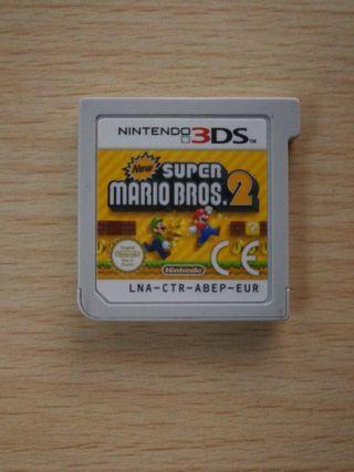 super Mario bros 2 3ds