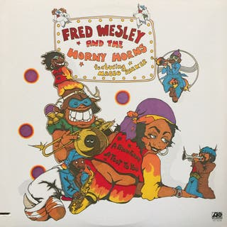 Vinilo - Fred Wesley & The Horny Horns - A Blow...