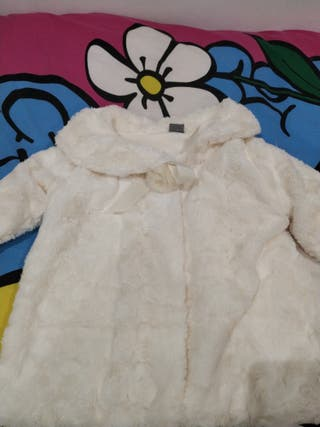 abrigo niña dadaty del corte ingles