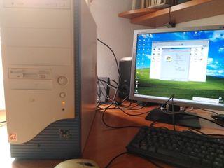 ordenador de sobremesa torre pentium 4