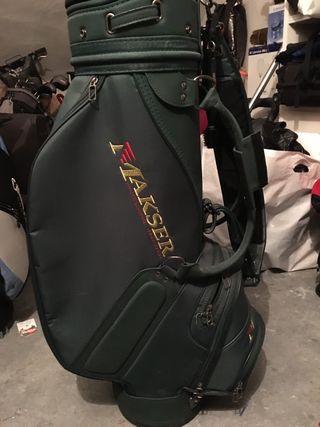 Bolsa palos golf Makser