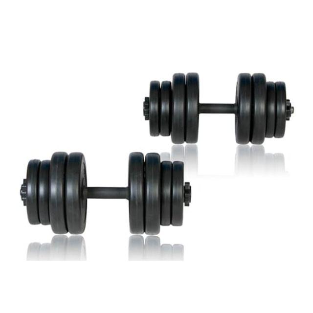 2 Mancuernas Juego de Pesas 30kg/66LB